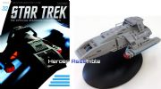 Star Trek Official Starships Collection #032 Danube Class Runabout Eaglemoss